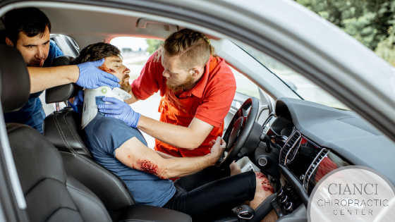 What are Common Injuries From a Car Accident?