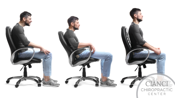 The Ideal Sitting Posture