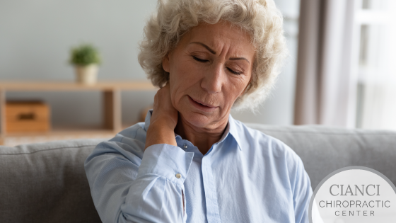 How to Improve Neck Pain
