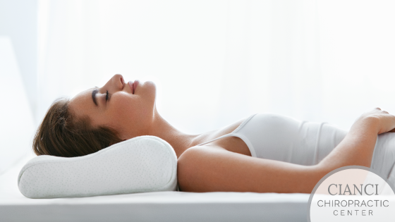 Relieve Neck and Shoulder Pain with Sleep Position