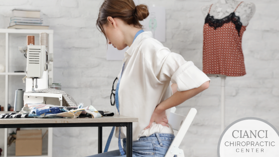 Six tips for Coping with Sciatica and a Desk Job
